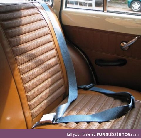 When Volvo invented the three-point seat belt in the 1950s, they made the patent free for