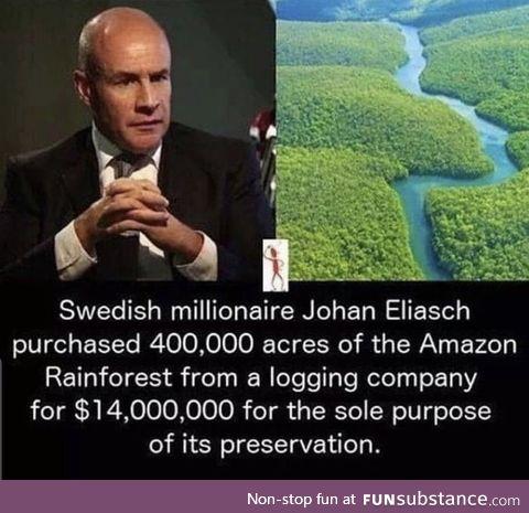 We need more people like Johan