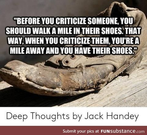 Anybody remember Jack Handey