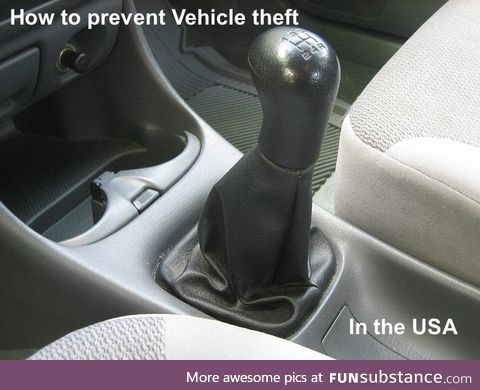 Remarkable Anti-theft Device