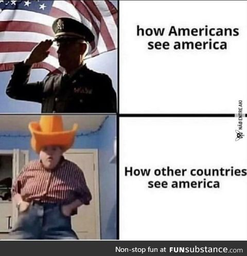 Hahaha, americans