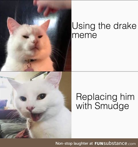 Lord Smudge has spoken