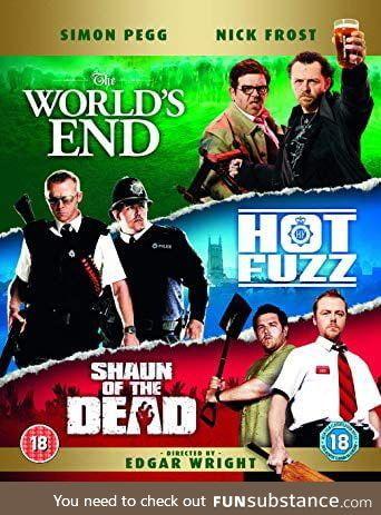 Best british trilogy?