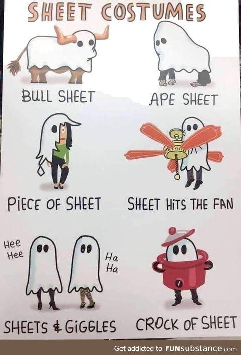 Aw sheet