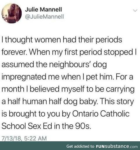 Sex education helps