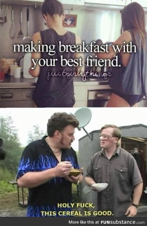 Ricky and bubbles