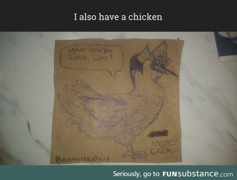 Nate's Chicken