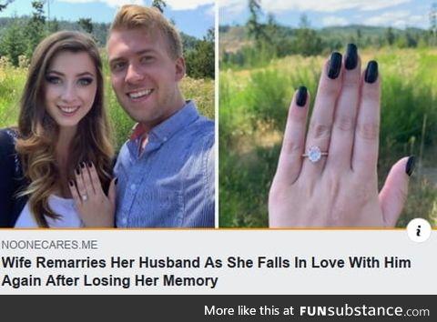 A happy ending