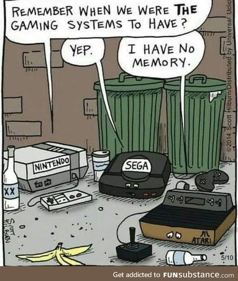 Can relate, Atari boi