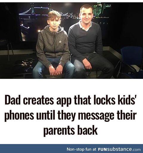 This kids looks so happy
