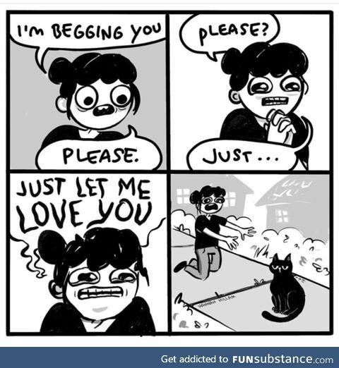Let me pet you