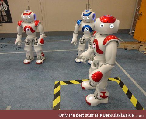 Tre Robots