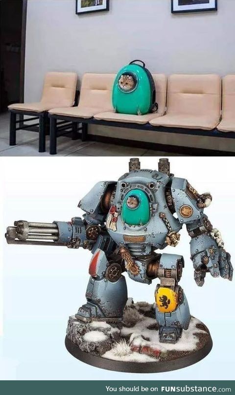 The emperor protects