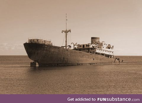 The SS Ourang Medan (MythologicalSubstance? GhostStorySubstance?)