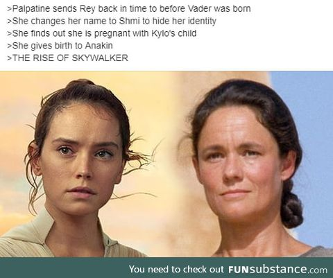 Bravo, J.J.! You Have Saved Star Wars from the Last Jedi!