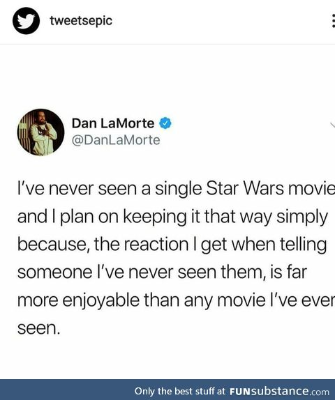 Danlamorte is one seriously funny dude