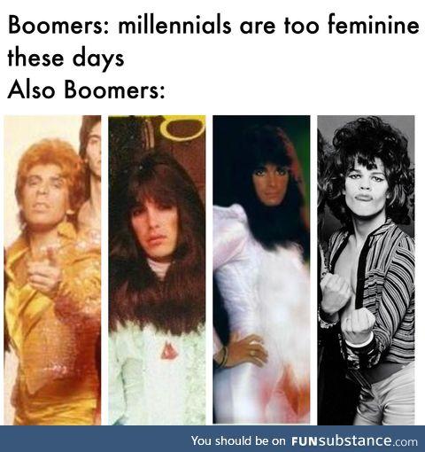 Millennials amiright?