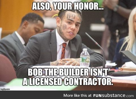 Your honor...