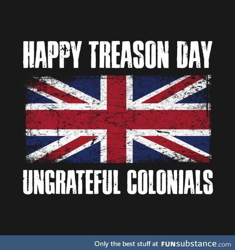 Happy treason day!