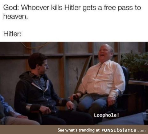 Whoever kills hitler gets free asylum in argentina