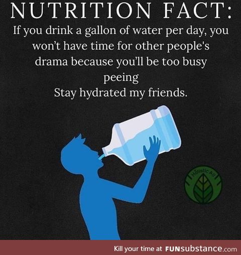 Healthy advice
