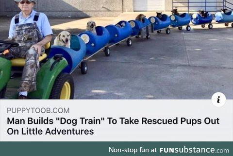 Careful, he's a hero