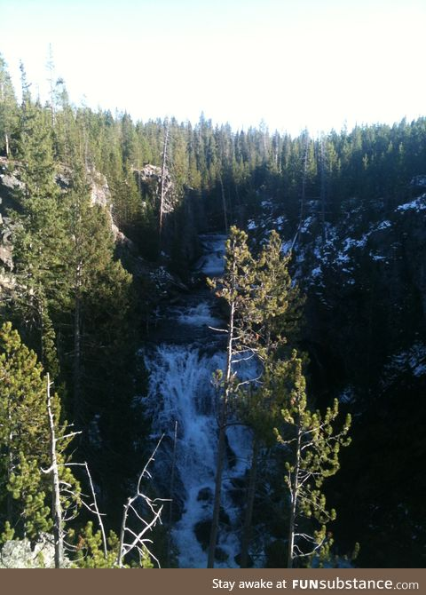 Pics from Wyoming part 4, Kepler Cascades