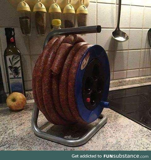 Sometimes Germans invent the wurst things