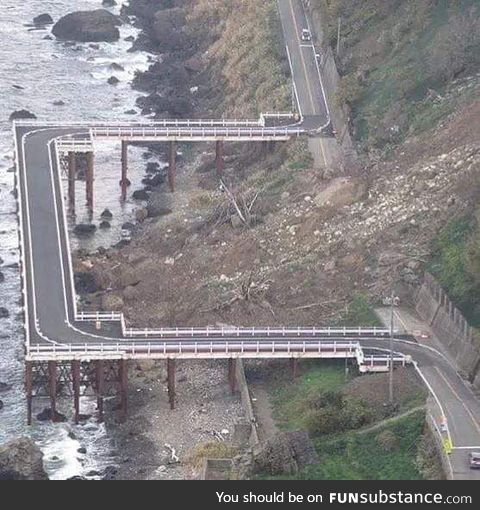 Emergency road in Japan, within 24 hours. How long it takes in your country?