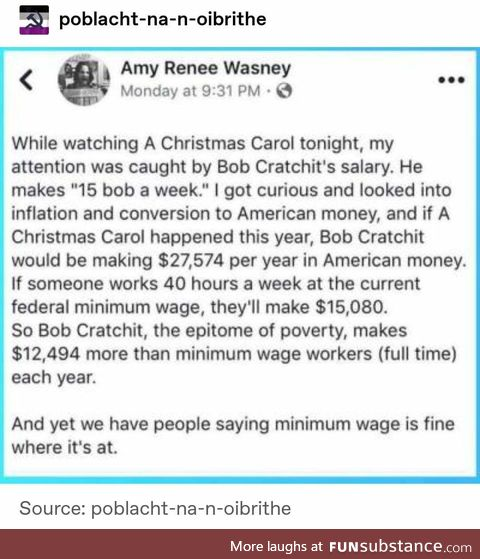Last Christmas I gave you a raise ..
