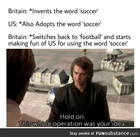 """The word """"soccer"""" is believed to have originated in Britain about 200 years"""