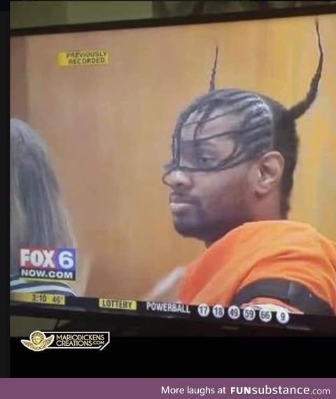 Whatever he's in court for.. ..He did that shit