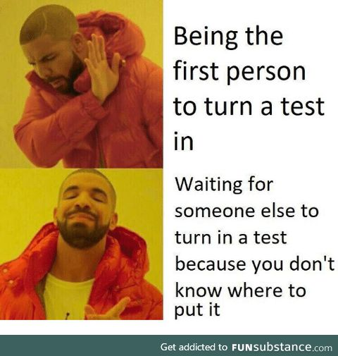 Always have to wait