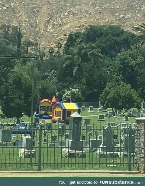 """Add the """"Fun"""" in """"Funeral"""""""