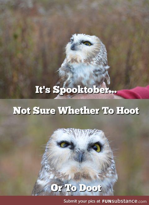 Happy Spooktober Everyone