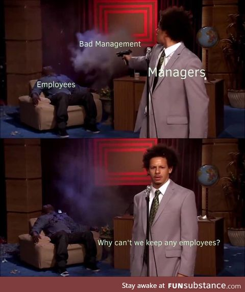 Every job In the world