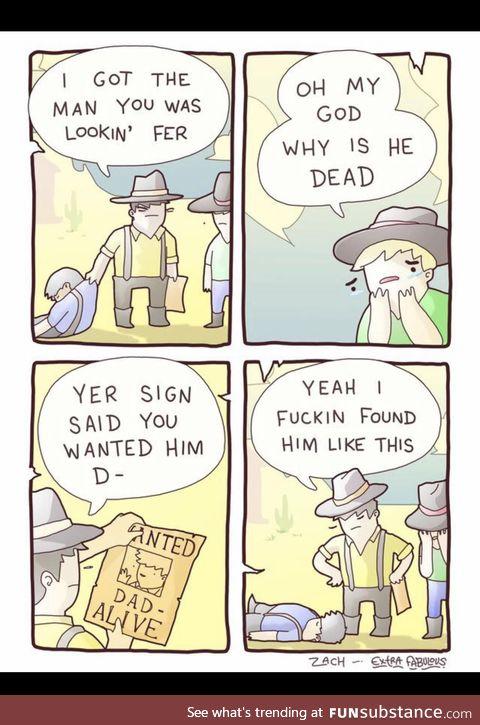 Dad :(