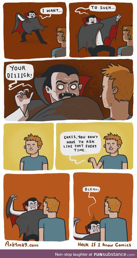 How to flirt on Halloween