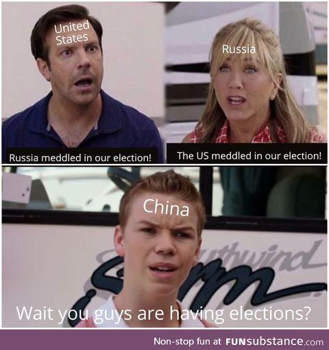 Who needs Democracy?