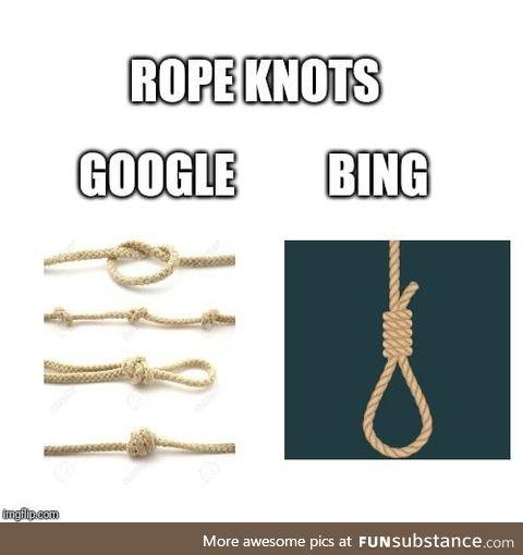 Bing got no chill!!!