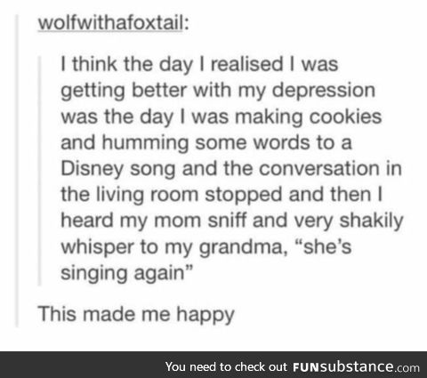 Okay, this is wholesome and kind of sweet