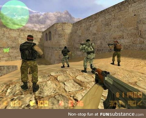 20 year anniversary for counter strike