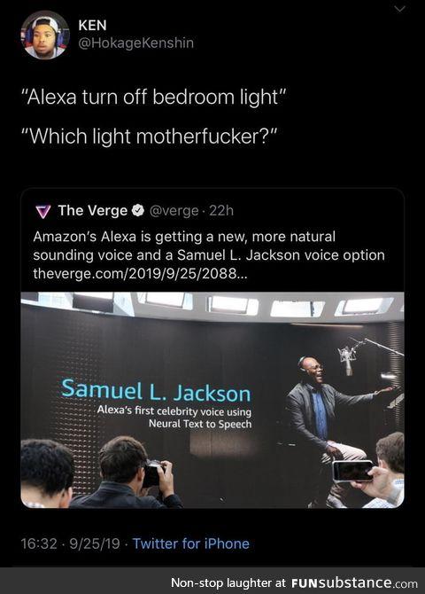 Siri needs him too!