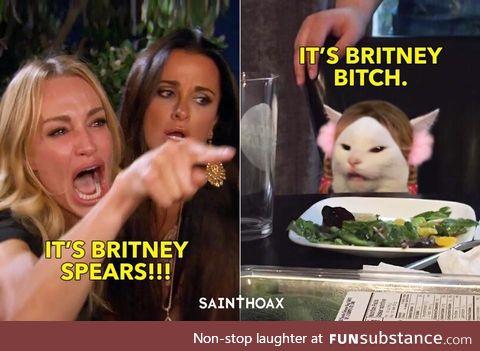 Hey Britney