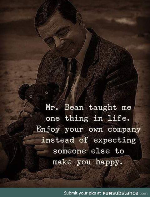Life's teacher