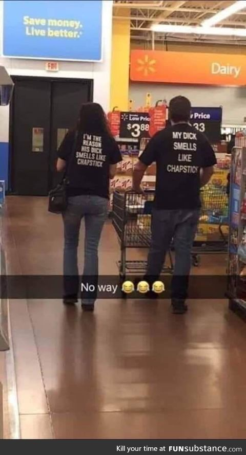 Walmart collects the worst people