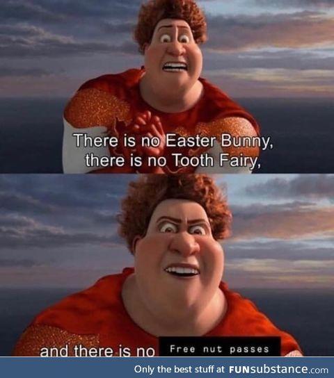 Not even until Shrek 5