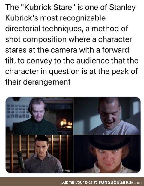 Movie technique