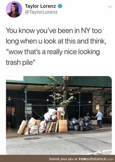 Just NYC things