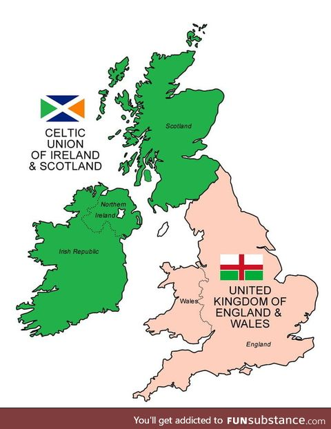 Great Britain and Ireland after 4 years of Bojo